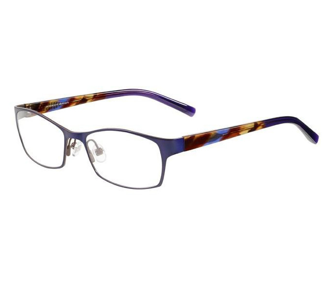 Prodesign Denmark 1295 glasses in Purple