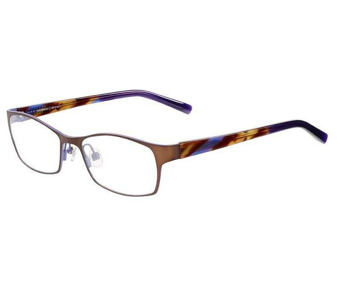 Prodesign Denmark 1295 glasses in Brown
