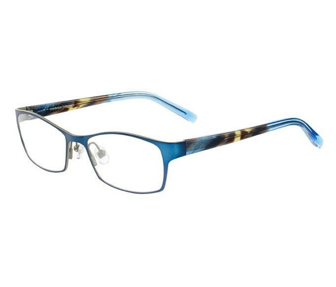 Prodesign Denmark 1295 glasses in Blue