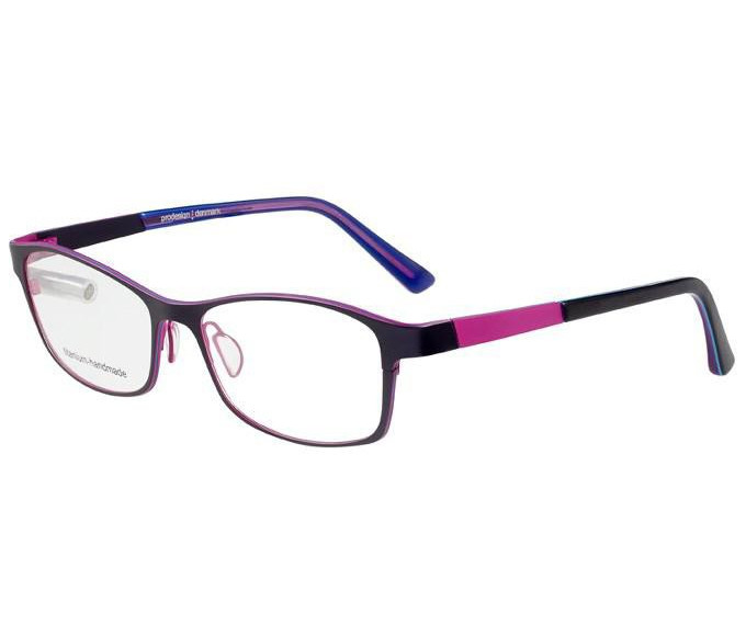 Prodesign Denmark 1407 glasses in Purple