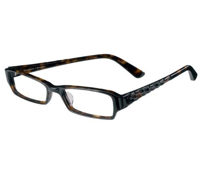 Prodesign Denmark 1682 glasses in Dark Brown