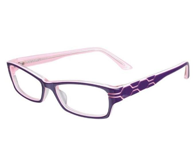 Prodesign Denmark 1694 glasses in Purple/White