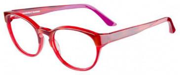 Prodesign Denmark 4665 glasses in Red