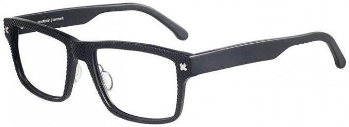 Prodesign Denmark 4700 glasses in Black