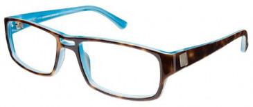 Prodesign Denmark 7618 glasses in Brown/Blue