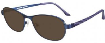 Prodesign Denmark 1236 sunglasses in Purple