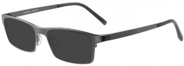 Prodesign Denmark Metal Prescription Sunglasses
