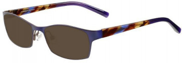 Prodesign Denmark Petite Metal Prescription Sunglasses