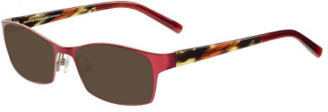 Prodesign Denmark Small Metal Prescription Sunglasses