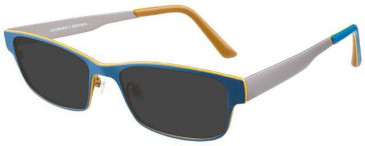 Prodesign Denmark Titanium Prescription Sunglasses