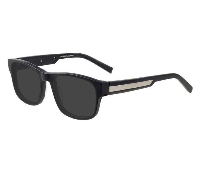 Prodesign Denmark 1717 sunglasses in Black