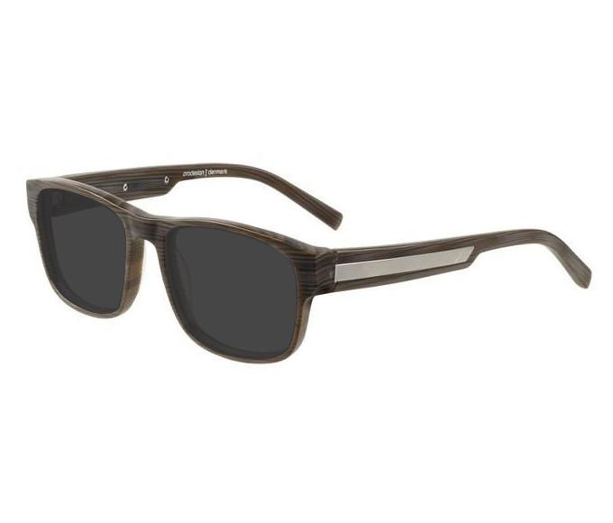 Prodesign Denmark 1717 sunglasses in Grey