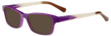 Prodesign Denmark 1752 sunglasses in Purple