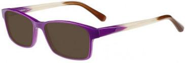 Prodesign Denmark 1753 sunglasses in Purple