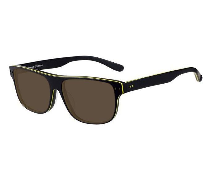 Prodesign Denmark 4706 sunglasses in Black