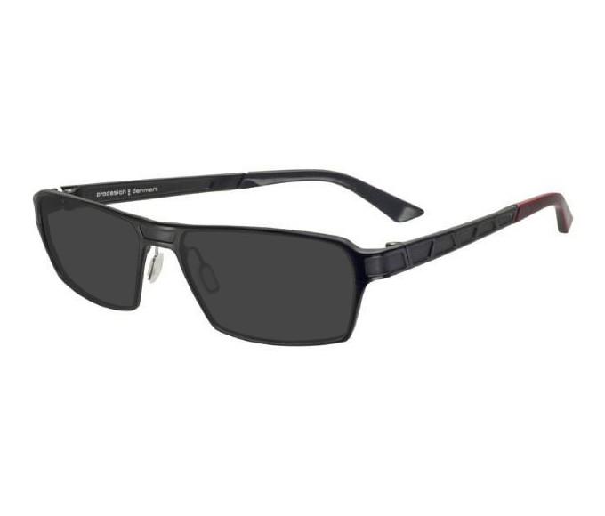 Prodesign Denmark 4904 sunglasses in Black