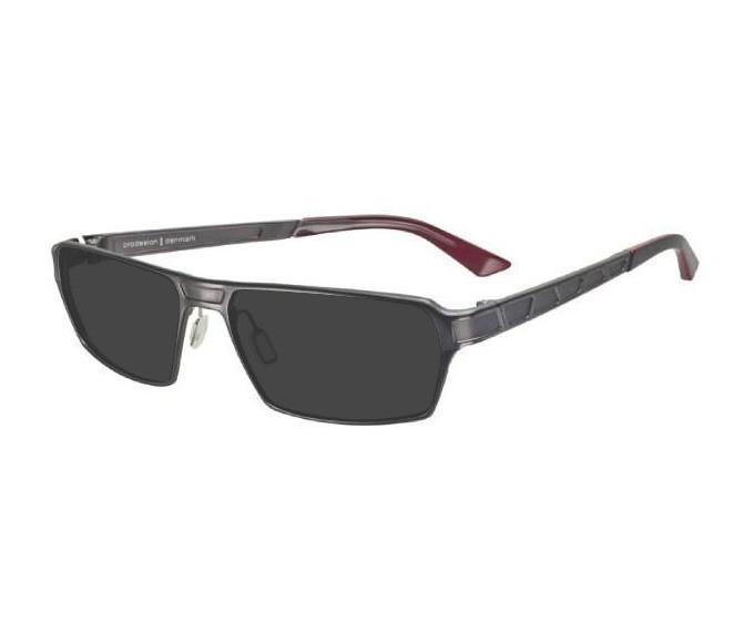 Prodesign Denmark 4904 sunglasses in Dark Grey