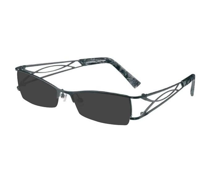 Prodesign Denmark 5121 sunglasses in Black