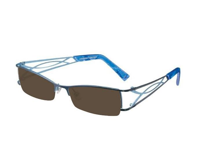 Prodesign Denmark 5121 sunglasses in Blue