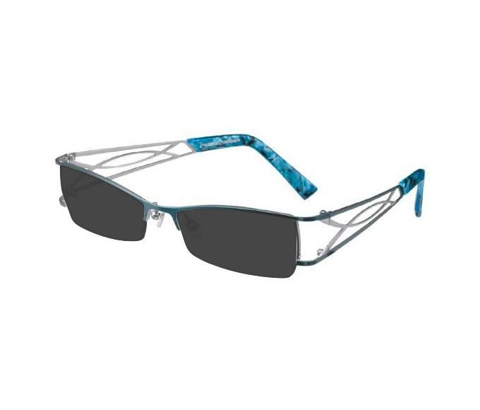 Prodesign Denmark 5121 sunglasses in Green