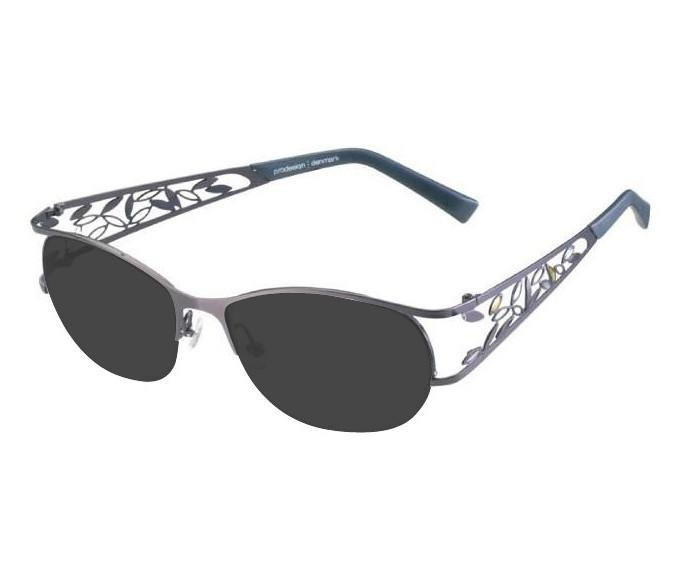 Prodesign Denmark 5131 sunglasses in Purple/Grey