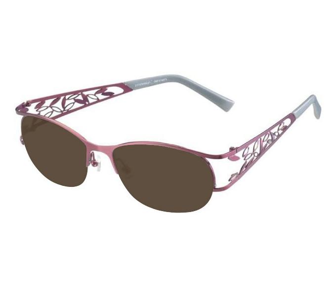 Prodesign Denmark 5131 sunglasses in Red