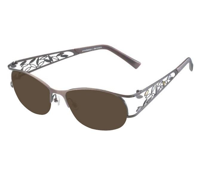 Prodesign Denmark 5131 sunglasses in Brown