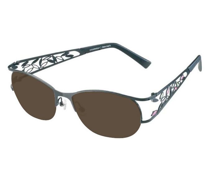 Prodesign Denmark 5131 sunglasses in Black