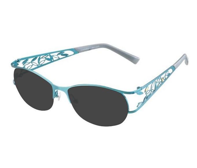 Prodesign Denmark 5131 sunglasses in Blue