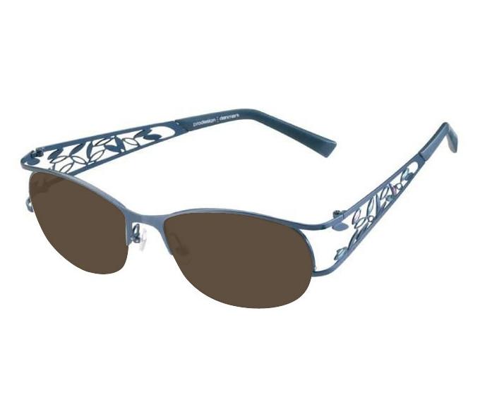 Prodesign Denmark 5131 sunglasses in Dark Blue