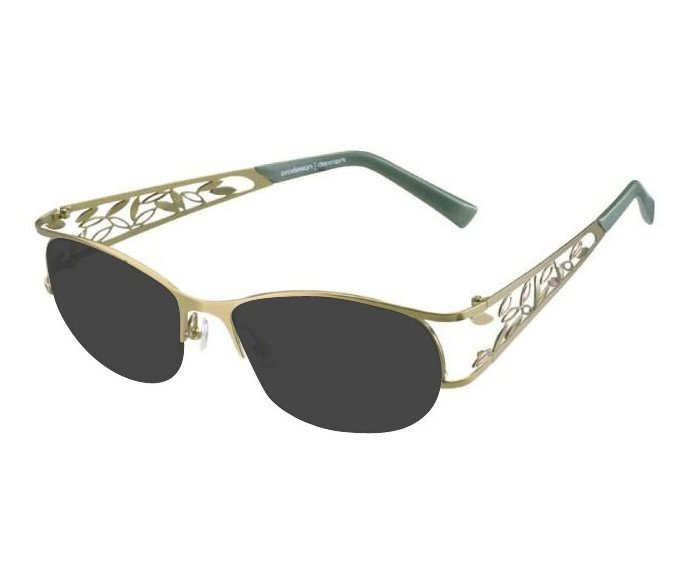 Prodesign Denmark 5131 sunglasses in Green