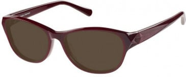 Prodesign Denmark Plastic Prescription Sunglasses