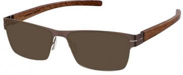 Prodesign Denmark 6140 sunglasses in Brown