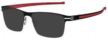 Prodesign Denmark 6145 Prescription Sunglasses