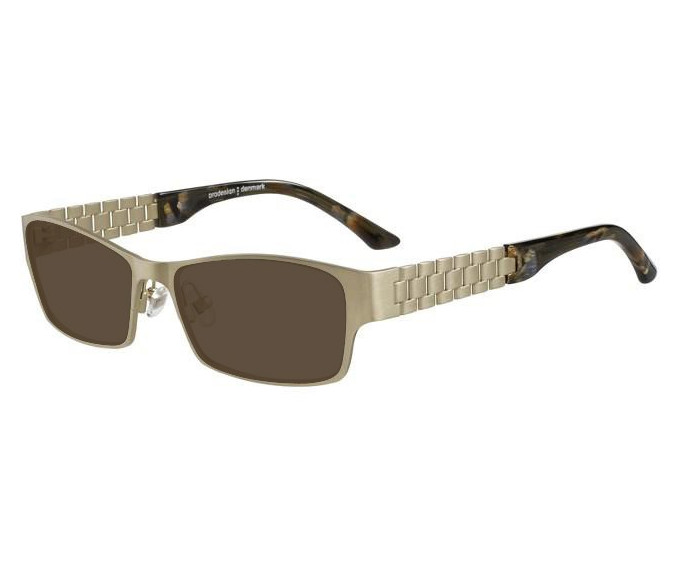 Prodesign Denmark 7351 sunglasses in Gold