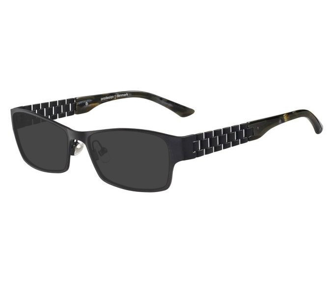 Prodesign Denmark 7351 sunglasses in Black