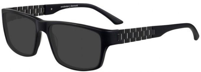 Prodesign Denmark 7631 sunglasses in Black