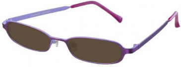 Prodesign Denmark Petite Metal Ready-Made Reading Sunglasses