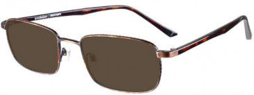 Prodesign Denmark Metal Ready-Made Reading Sunglasses
