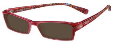 Prodesign Denmark 1670 sunglasses in Red