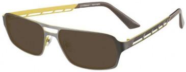 Prodesign Denmark 4123 sunglasses in Grey