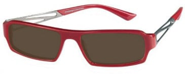 Prodesign Denmark Plastic Ready-Made Reading Sunglasses