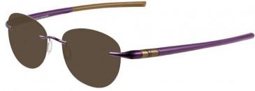 Prodesign Denmark Metal Ready-Made Reading Sunglasses
