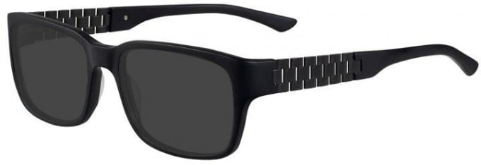 Prodesign Denmark 7630 sunglasses in Black