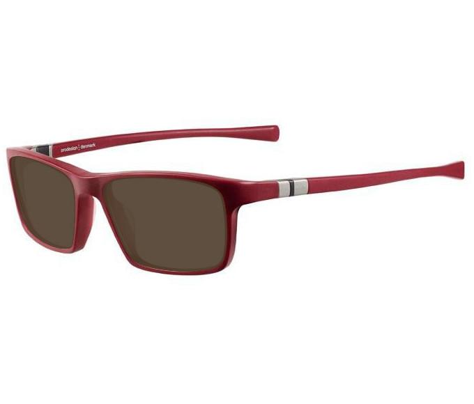 Prodesign Denmark 7633 sunglasses in Red