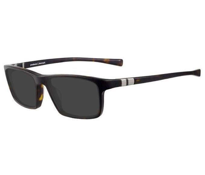 Prodesign Denmark 7633 sunglasses in Brown