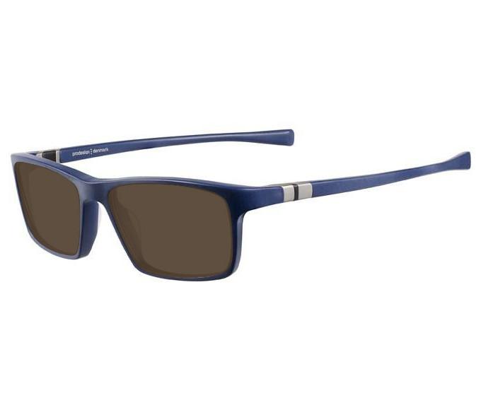 Prodesign Denmark 7633 sunglasses in Dark Blue