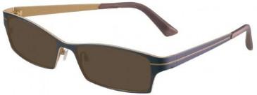 Prodesign Denmark 1379 sunglasses in Purple