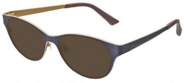 Prodesign Denmark 1382 sunglasses in Purple