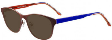 Prodesign Denmark 1399 sunglasses in Purple
